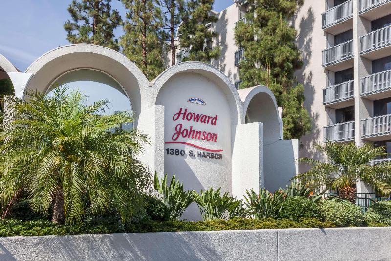 Howard Johnson Anaheim Foto 11