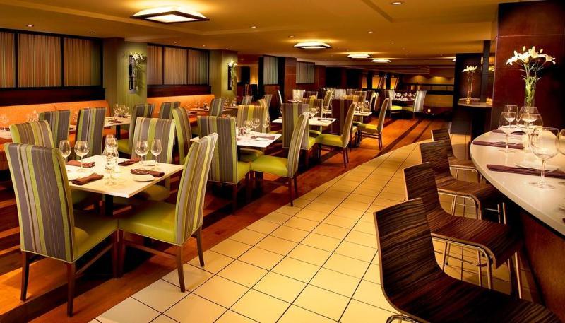 Restaurant Chicago Marriott Downtown Magnificent Mile