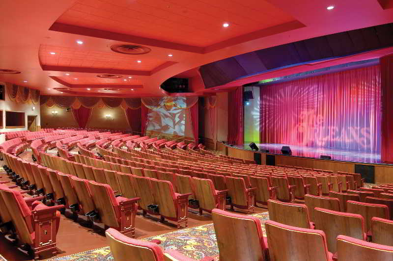 Sports and Entertainment Orleans Hotel & Casino
