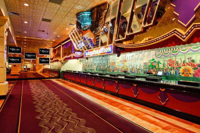Lobby Orleans Hotel & Casino