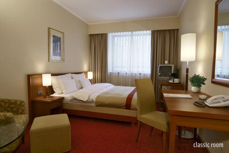 Foto del Hotel International del viaje ciudades historicas europa