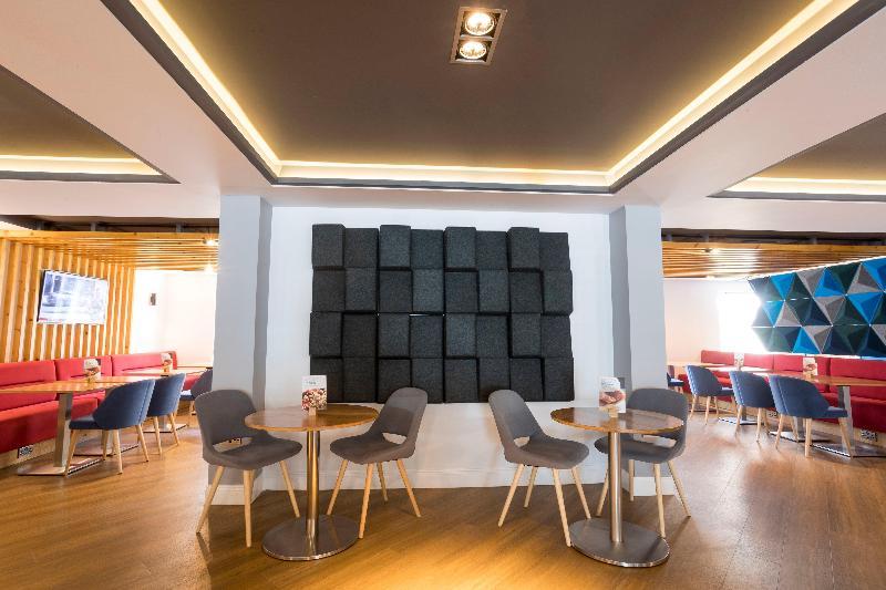 Restaurant Holiday Inn Express Aberdeen City Centre