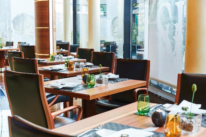 Restaurant Steigenberger Airport Hotel