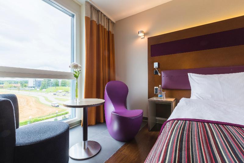 Room Park Inn By Radisson Zurich Airport
