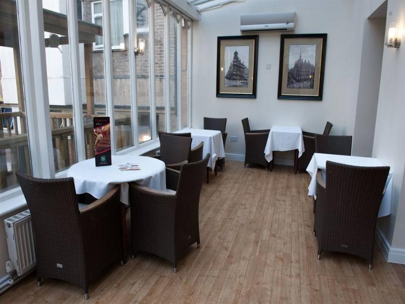 Restaurant Cobden Hotel Birmingham