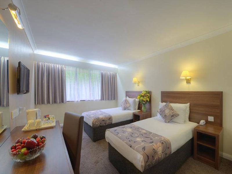 Room Cobden Hotel Birmingham