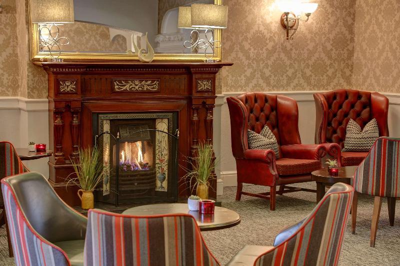 Bar Quality Hotel Stoke City Centre