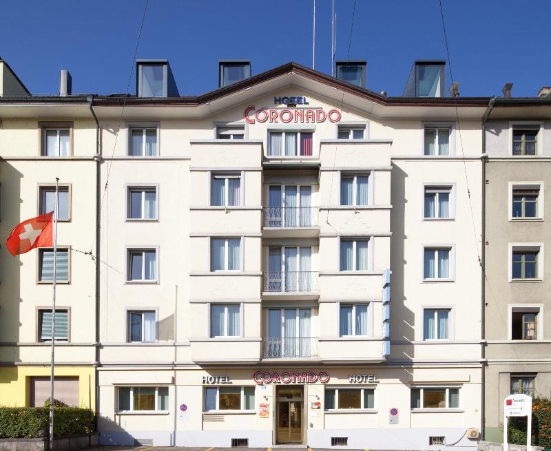 General view Hotel Coronado