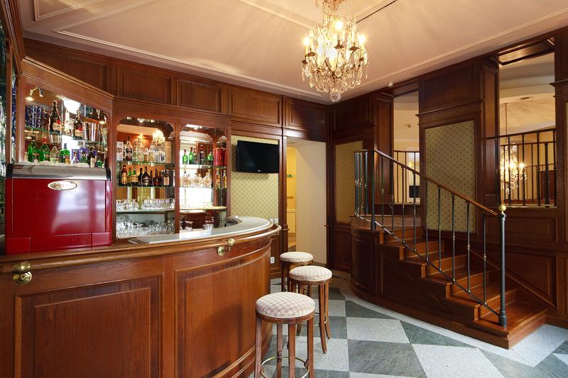 Bar Hotel Kinsky Garden