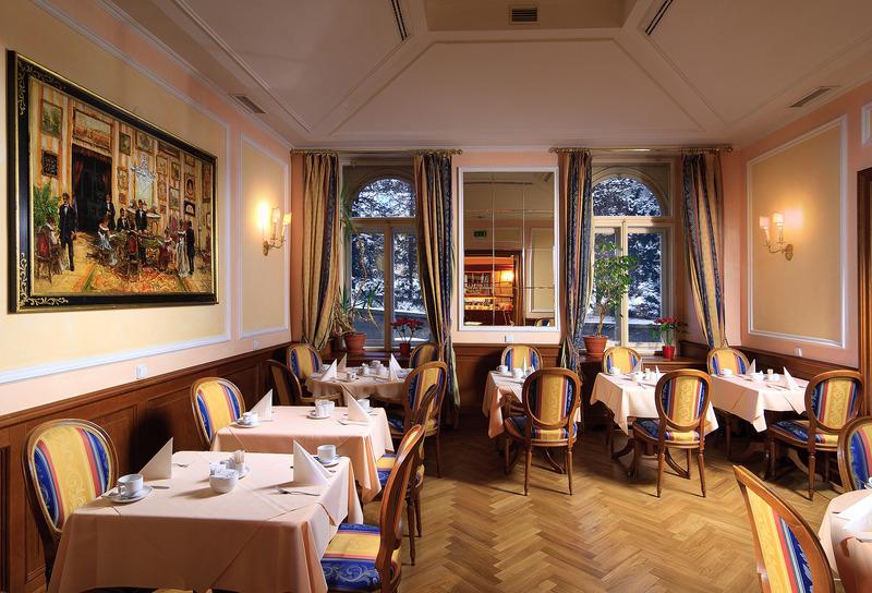 Restaurant Hotel Kinsky Garden