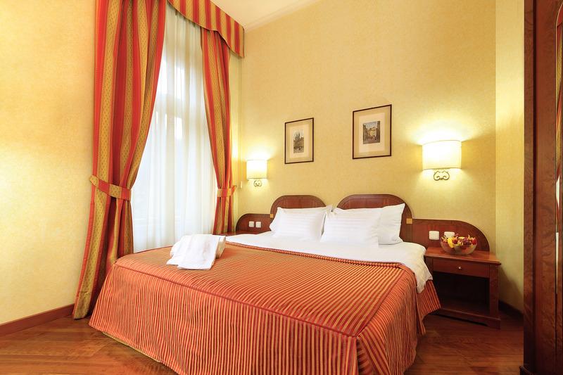 Room Hotel Kinsky Garden