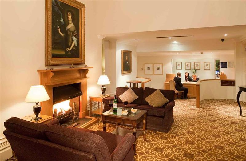 Mercure Brandon Hall Hotel and Spa Warwickshire