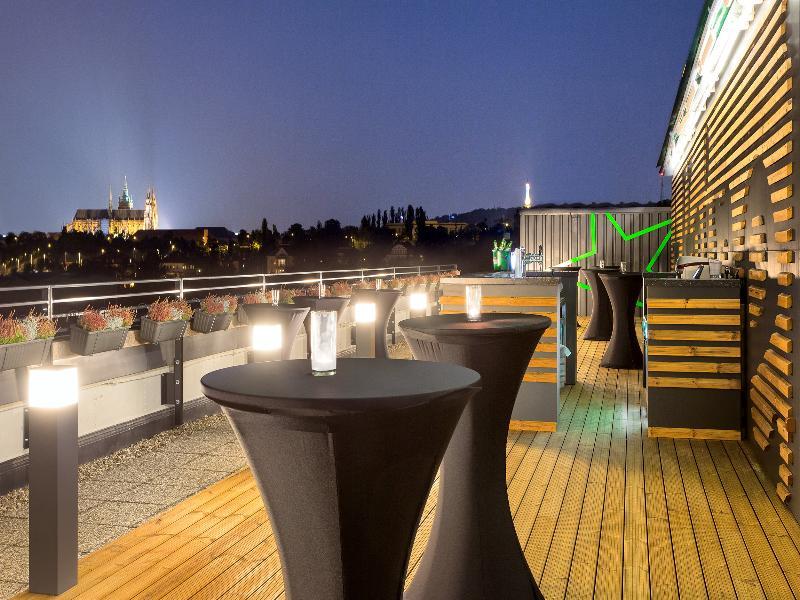 Vienna House Diplomat Prague - Terrace - 27