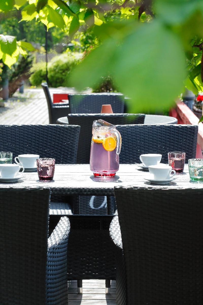 Terrace Oru Hotel