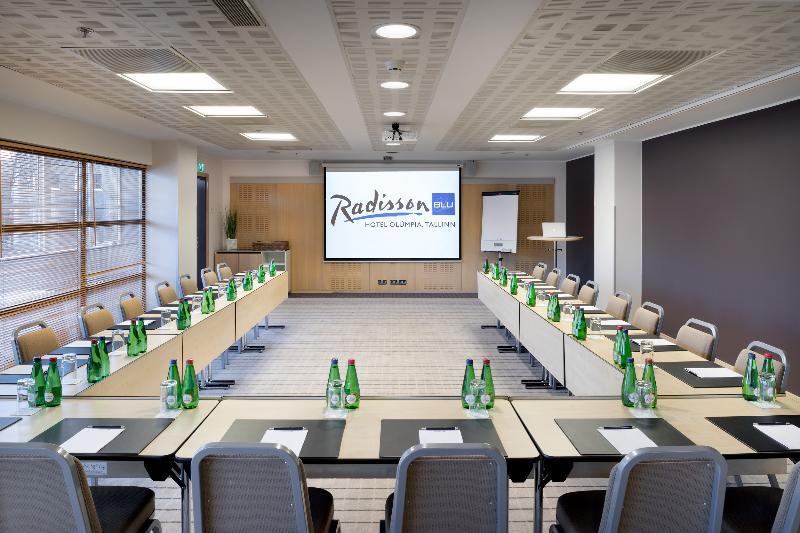 Conferences Radisson Blu Hotel Olümpia