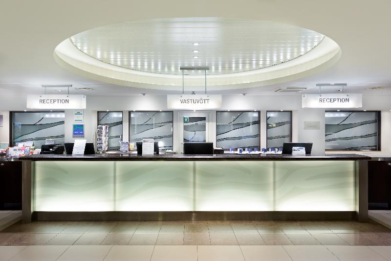 Lobby Radisson Blu Hotel Olümpia