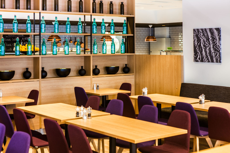 Restaurant Park Inn By Radisson Central Tallinn