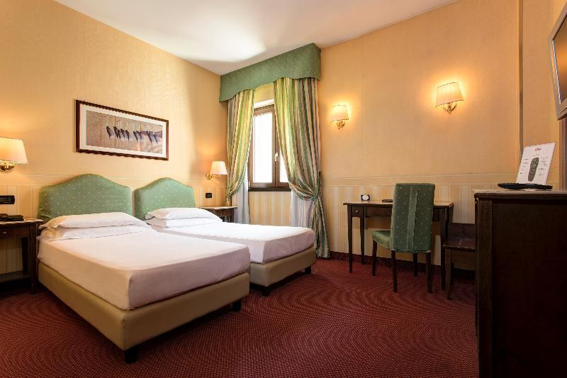 Room Best Western Hotel Tritone