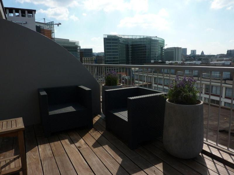 Newhotel Charlemagne - Terrace - 19