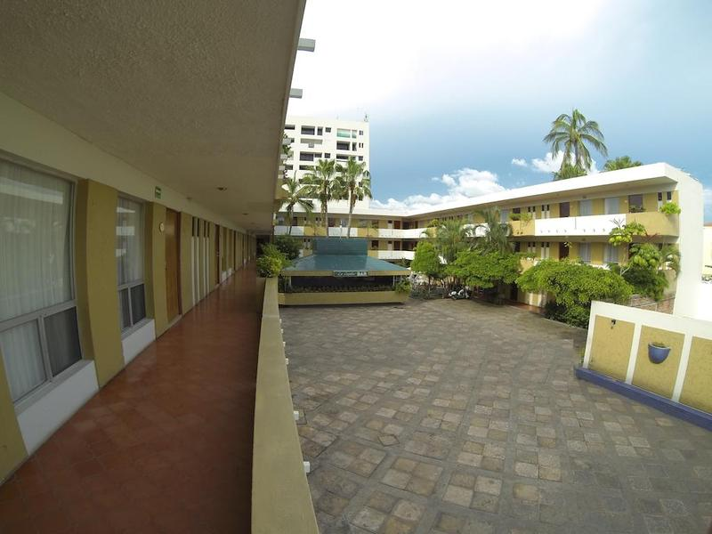General view Azteca Inn