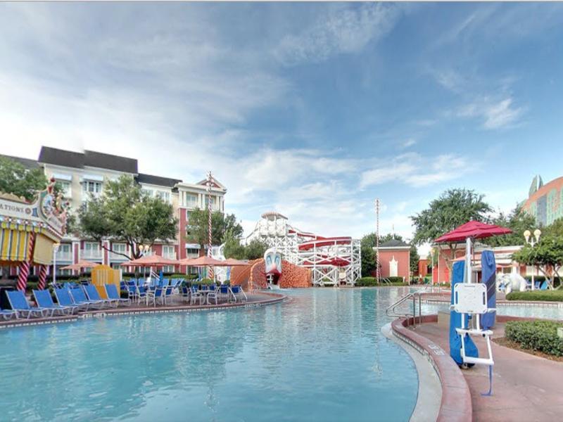 Hotel Disney Boardwalk Resort Foto 10