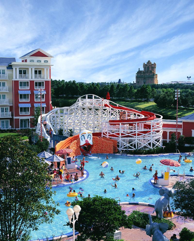 Hotel Disney Boardwalk Resort Foto 11