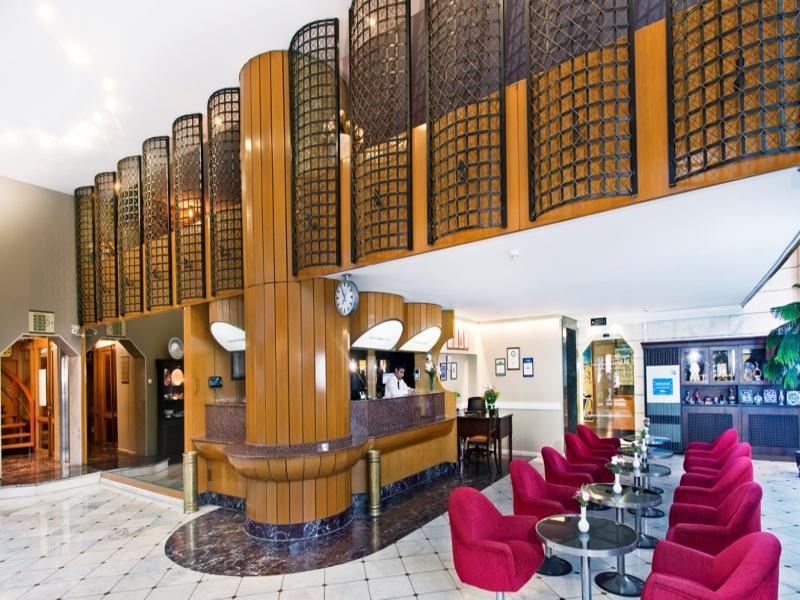 Lobby Erboy Hotel