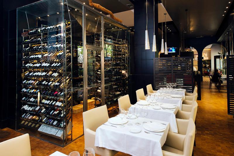 Restaurant Mirador De Chamartin