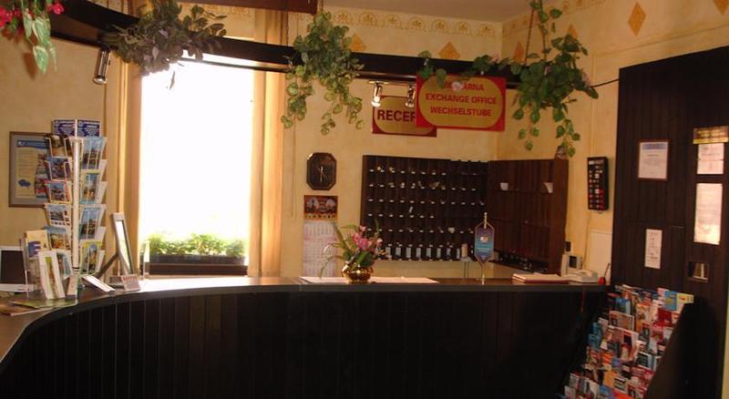 Lobby Ea Hotel Jasmin