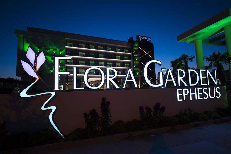 General view Flora Garden Ephesus Hotel