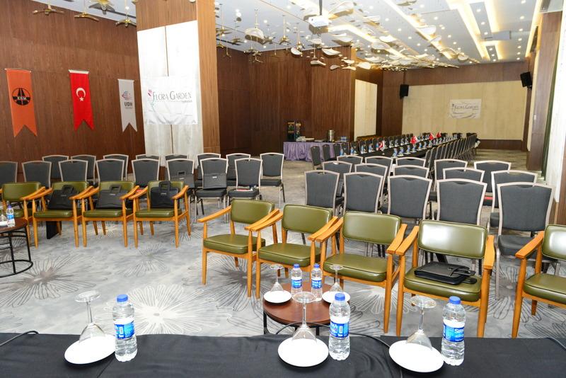 Conferences Flora Garden Ephesus Hotel