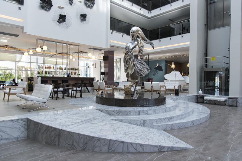 Lobby Flora Garden Ephesus Hotel
