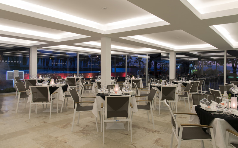 Restaurant Flora Garden Ephesus Hotel