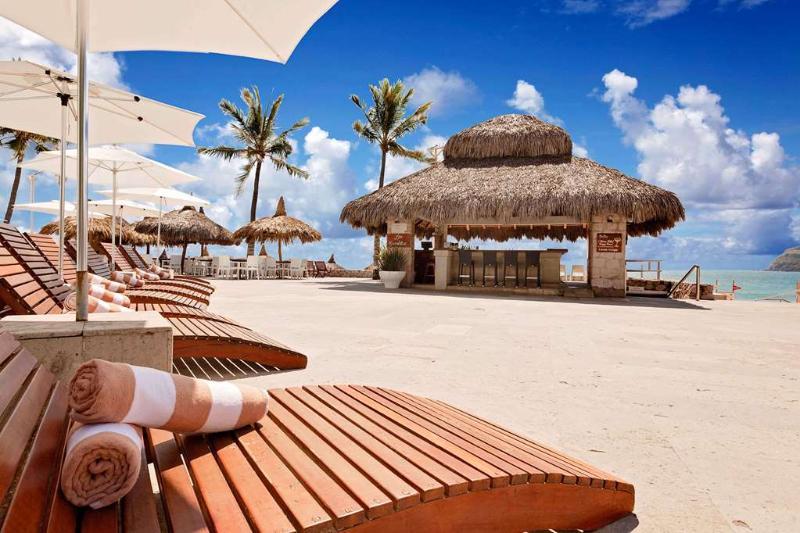 General view Ramada Resort Mazatlan
