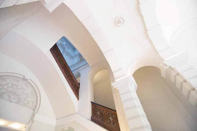Lobby Hospes Palau De La Mar