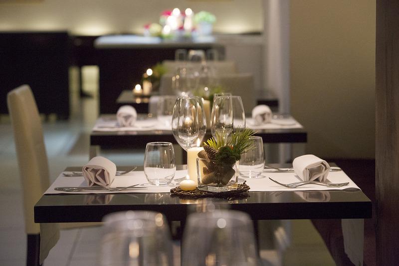 Restaurant Hospes Palau De La Mar