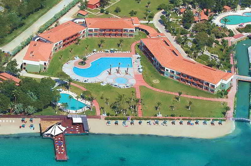 General view Ephesia Holiday Beach Club