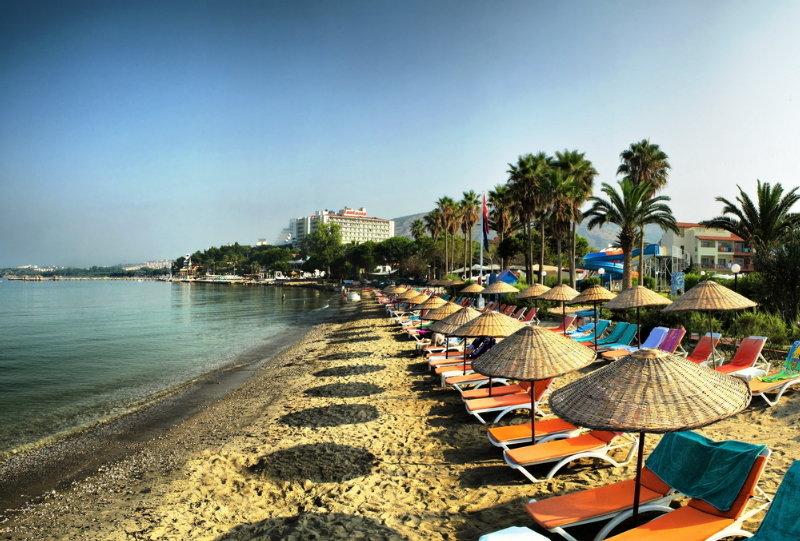 Beach Ephesia Holiday Beach Club