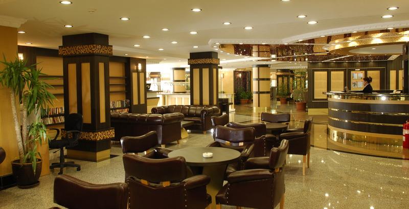 Bar Sealine Hotel