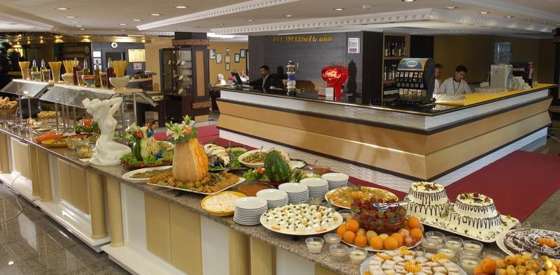 Restaurant Sealine Hotel