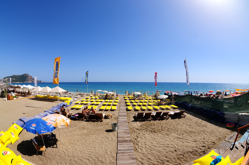 Beach Sealine Hotel