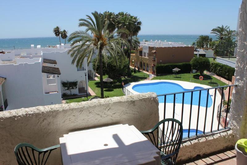 General view Rio Marinas Cánovas Nerja