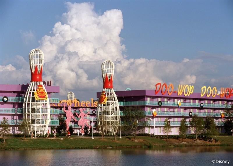 Hotel Disney Pop Century Resort Foto 8