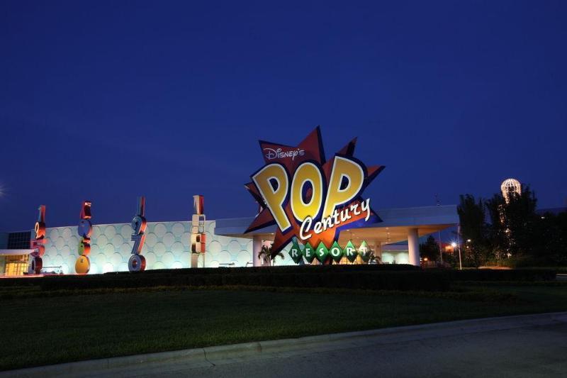 Hotel Disney Pop Century Resort Foto 10