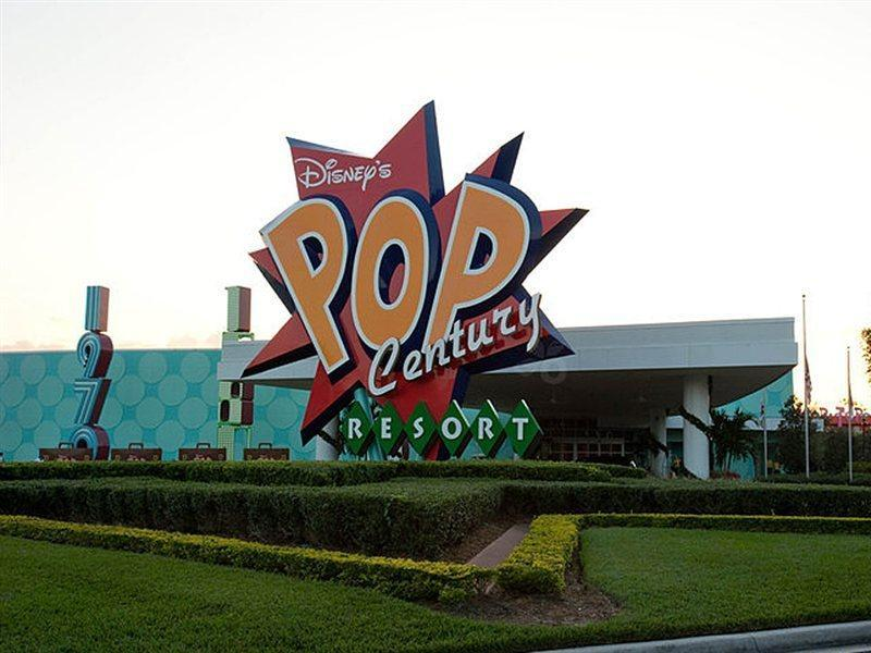 Hotel Disney Pop Century Resort Foto 16