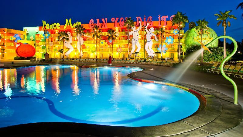Hotel Disney Pop Century Resort Foto 6