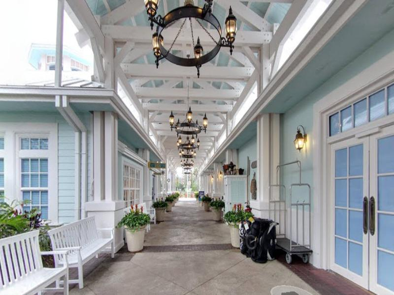 Hotel Disney Old Key West Foto 8