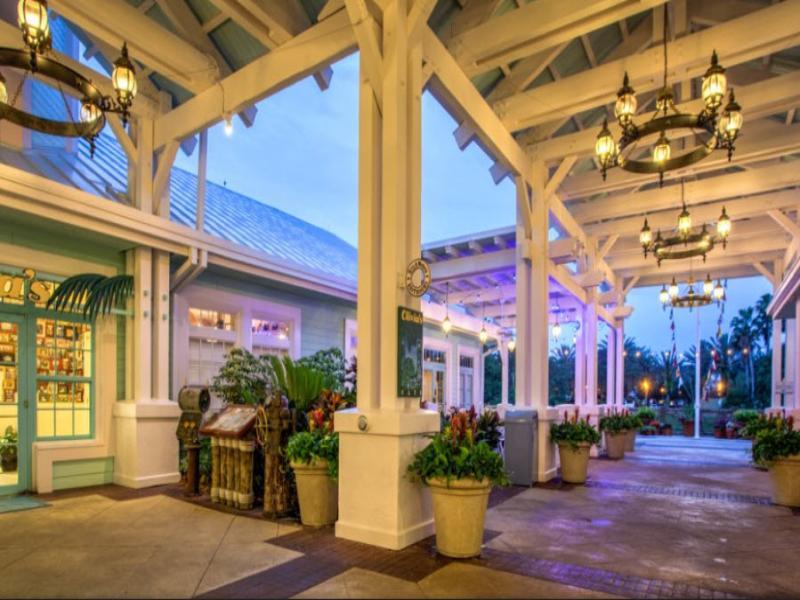 Hotel Disney Old Key West Foto 9