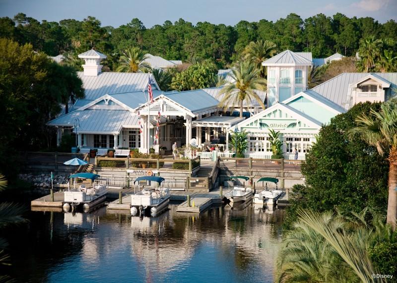 Hotel Disney Old Key West Foto 12