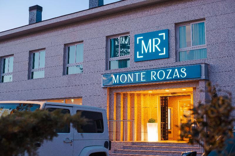 General view Hotel Monte Rozas